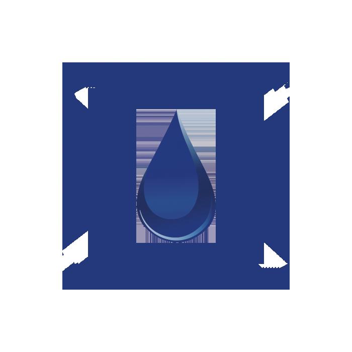 Wasser Logo Gleode GmbH