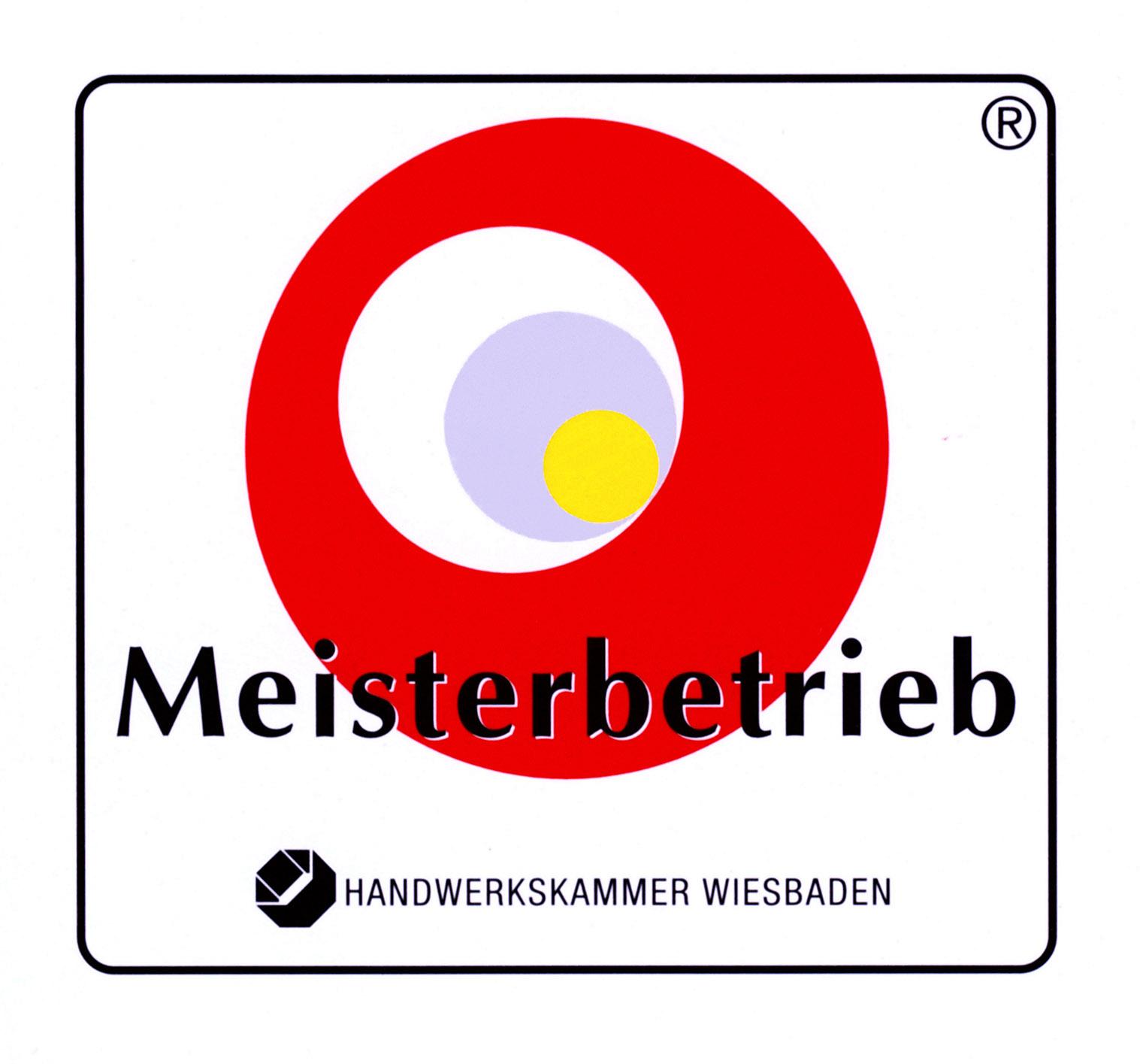 Logo Marke Meisterbetrieb